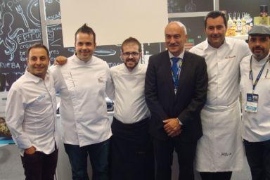 El Nuevo Molino en San Sebastián Gastronomika